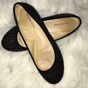 Shoes - Gianni Bini size 10 Women's Flats Gorgeous Italian
